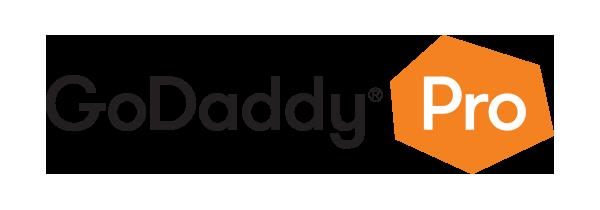GoDaddy Pro Logo