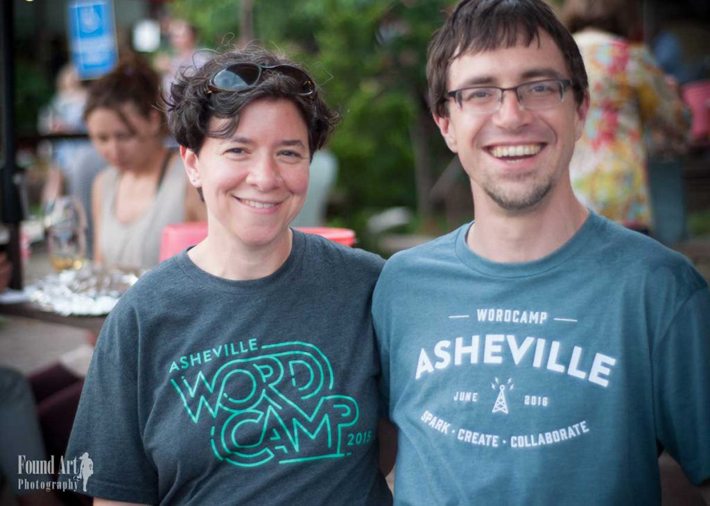 Attendees, Speakers, Sponsors, Volunteers & Organizers gather in Asheville, North Carolina for #WCAVL