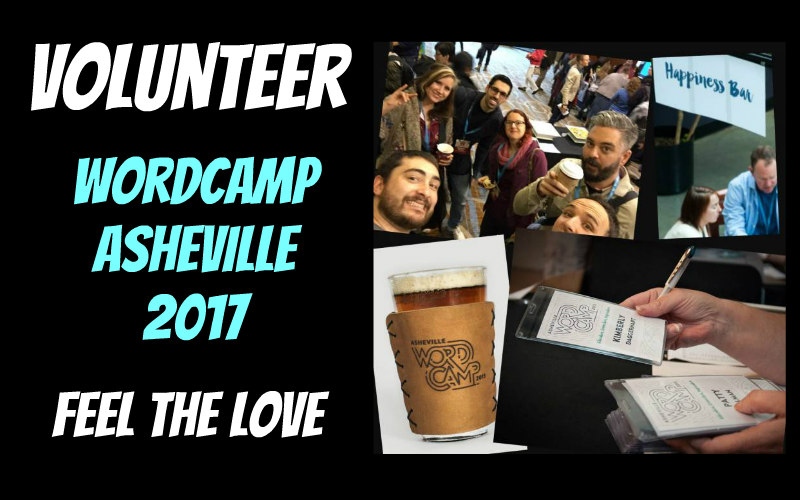 2017 AVL WordCamp call for volunteers