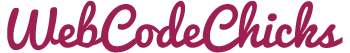 WebCodeChicks Logo